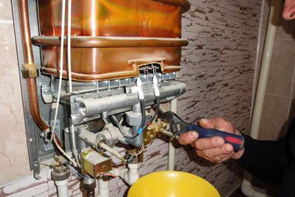 Ремонт колонок на дому, ремонт газовых колонок на дому
